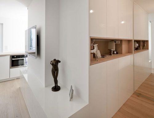 Wohnung auf engstem Raum